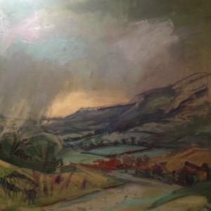Foothills by Julienne Braham