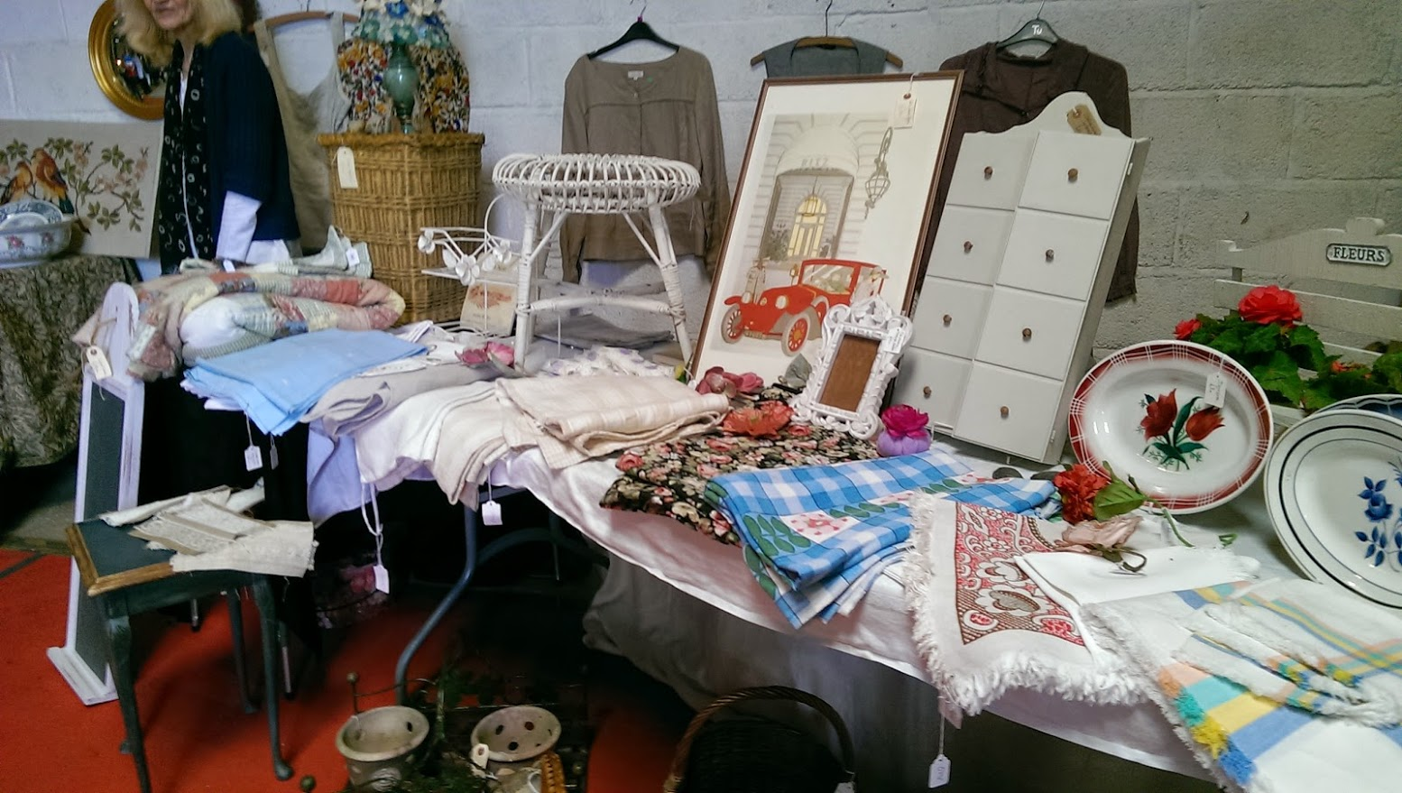 Fabulous French Vintage at Aardvark Vide Grenier