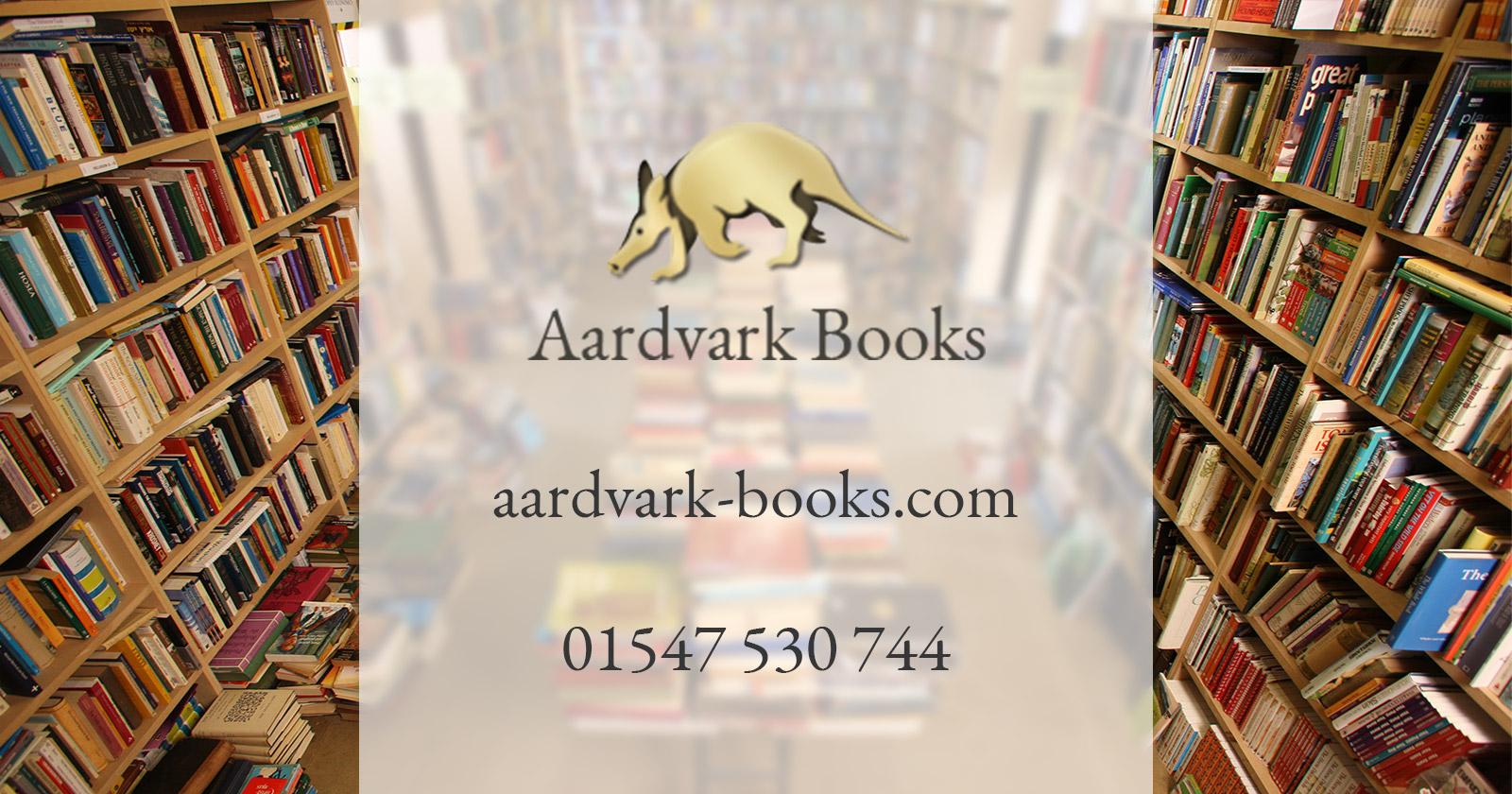 Aardvark Books - Books, events and a Cafe