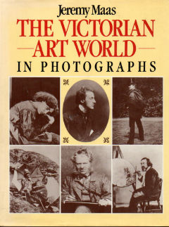 Victorian Art World in Photographs