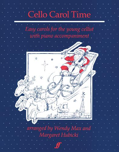 Cello Carol Time: (Cello and Piano) (Faber Edition)