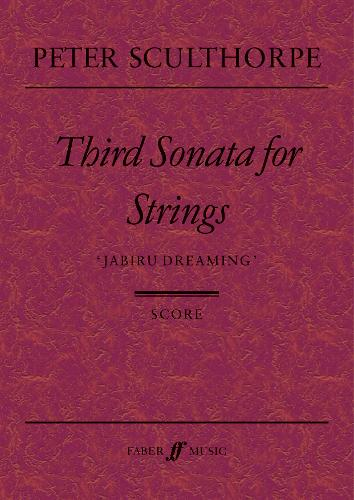 Third Sonata for Strings (Orchestral Score) (Faber Edition)