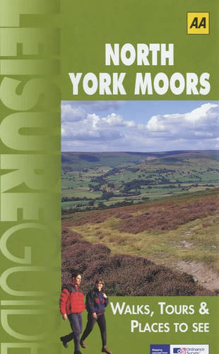 North York Moors (Ordnance Survey/AA Leisure Guides)