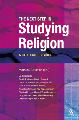 The Next Step in Studying Religion: A Graduate's Guide