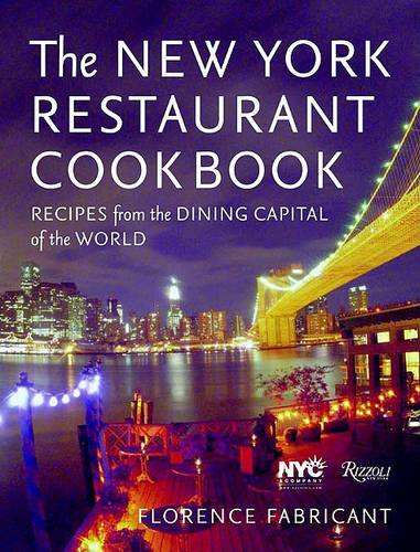 New York Restaurant Cookbook