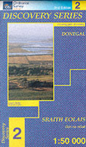 Donegal (North Central) (Irish Discovery Series)