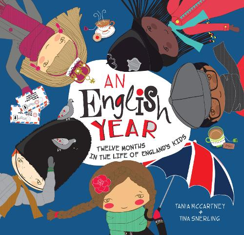 An English Year: Twelve Months in the Life of England's Kids (Kids' Year)