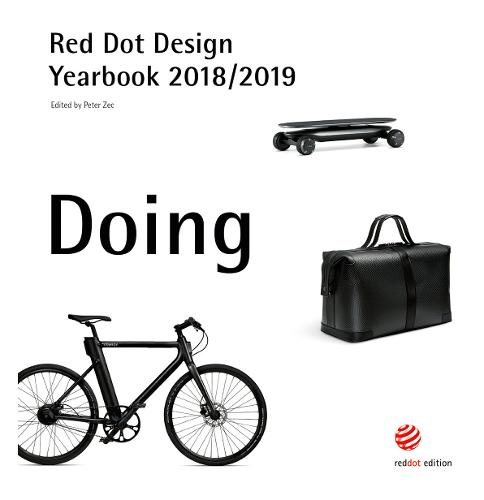 Red Dot Design Yearbook 2018/2019: Doing